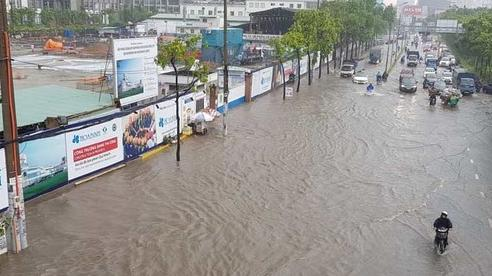 Chống ngập ở Sài Gòn: Giá dịch vụ mỗi mét vuông 3.668 đồng/tháng