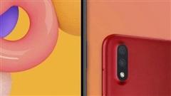 Samsung ra mắt Galaxy M01: Snapdragon 439, camera kép, pin 4000mAh, giá 2.8 triệu đồng