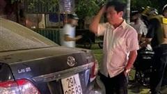 NÓNG: Khởi tố nguyên Trưởng Ban Nội Chính tỉnh ủy Thái Bình gây tai nạn chết người