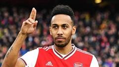 Arsenal tung chiêu giữ 'sát thủ' Aubameyang'