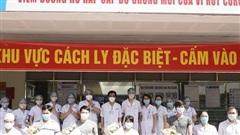 Chiều 3/6, 4 bệnh nhân COVID-19 tại Thái Bình được công bố khỏi bệnh