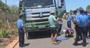 Thanh tra giao thông bị đe doạ khi xử lý xe quá tải