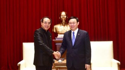 Tăng cường hoạt động thương mại, đầu tư giữa Hà Nội và Thái Lan