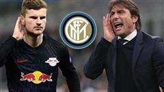 Conte tự tin đánh bại Klopp, Inter lấy Timo Werner