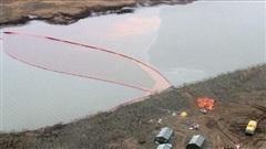 Hơn 20.000 tấn dầu tràn ra 1 con sông ở Siberia, Nga tuyên bố tình trạng khẩn cấp
