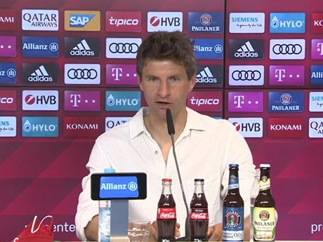 Thomas Mueller: Tôi từng nghĩ đến việc chia tay Bayern Munich