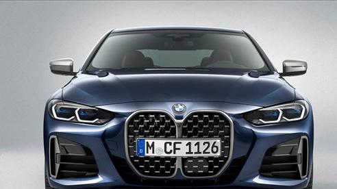 Tản nhiệt khổng lồ dạng dọc của BMW 4-Series sẽ không xuất hiện đại trà