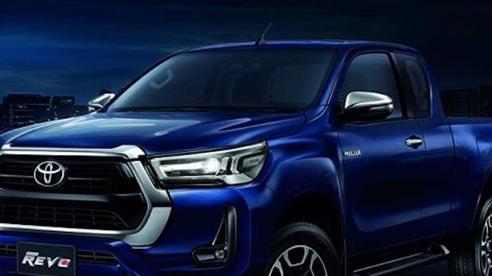 Ra mắt Toyota Hilux 2021: Như RAV4, mạnh ngang Ford Ranger Raptor, chờ ngày về Việt Nam vực dậy doanh số