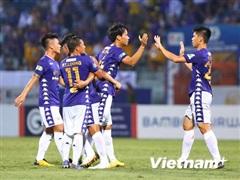 Hà Nội FC muốn hạ đẹp Hoàng Anh Gia Lai làm bàn đạp vô địch V-League