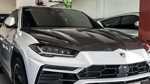 Lamborghini Urus từng của Minh 'nhựa' xuất hiện tại showroom tư nhân, nhiều chi tiết được trả về nguyên bản