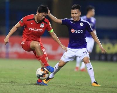 AFC đánh giá cao V-League 2020