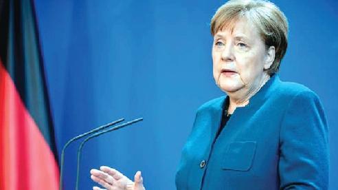 'Bà đầm thép' của nước Đức
