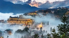 Săn mây, ngắm nghỉ dưỡng 5 sao tại Sa Pa chưa bao giờ dễ dàng đến thế!
