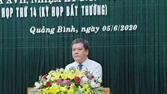 Ông Trần Phong được bầu làm Phó Chủ tịch UBND tỉnh Quảng Bình