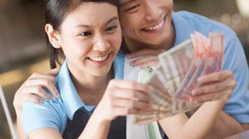 Nắm được bí quyết này, chị em sẽ khiến chồng chỉ muốn mang tiền về cho vợ