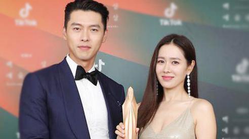 Hyun Bin - Son Ye Jin đoạt giải 'Nam nữ diễn viên yêu thích nhất'