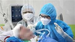 Sau 2 ngày cai ECMO, phổi bệnh nhân phi công phục hồi gần 60%
