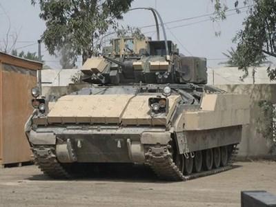 Hy Lạp đặt mua số lượng lớn xe chiến đấu Guardian và Bradley
