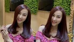Thay đổi kiểu tóc, Ngân Khánh khiến ai cũng trầm trồ trước nhan sắc trẻ trung xinh đẹp ở tuổi 35