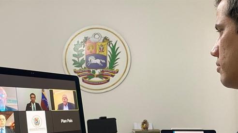 Venezuela tố Juan Guaido ở đại sứ quán, Pháp phủ nhận