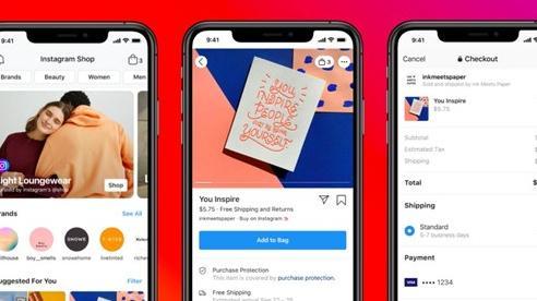 Facebook vẫn chưa có kế hoạch triển khai Facebook Shop tại Việt Nam