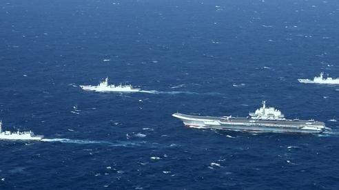 Tướng Mỹ lên án Trung Quốc tăng cường hoạt động quân sự ở Biển Đông