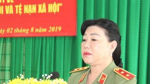 Chân dung 6 nữ tướng của Công an nhân dân Việt Nam