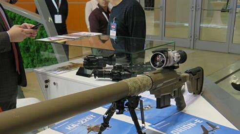 Nga gây tranh cãi khi phát triển súng bắn tỉa xa 7km
