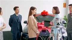 'Tình yêu và tham vọng' tập 23, Tuệ Lâm thay đổi thái độ tặng Linh ô tô