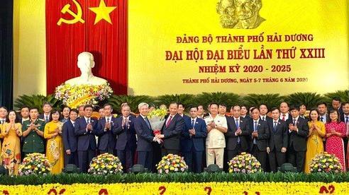 TP. Hải Dương khai mạc Đại hội đại biểu Đảng bộ lần thứ XXIII