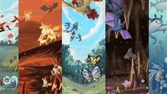 Loài động vật nào chưa từng được đưa vào thế giới Pokemon?