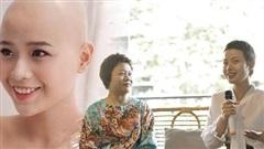 Mái tóc dần mọc trở lại của nữ sinh Ngoại Thương mắc ung thư: 'Nếu như không bị ung thư, mình sẽ thế nào?'