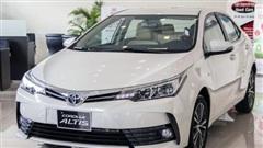Giá xe ôtô hôm nay 7/6: Toyota Corolla Altis dao động từ 697-932 triệu đồng