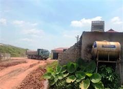 Tháo gỡ vướng mắc mặt bằng trên đường gom cao tốc Bắc Giang-Lạng Sơn