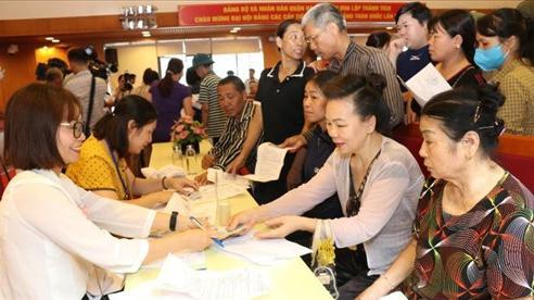 Hà Nội đang khẩn trương chi trả cho người lao động gặp khó khăn vì Covid-19