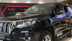 Land Cruiser Prado 2020 mở bán tại Việt Nam: Thêm tiện nghi, tăng giá gần 40 triệu đồng, cạnh tranh Ford Explorer
