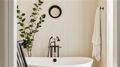 Phòng tắm theo phong cách kết hợp: Thiết kế được ưa chuộng có thể áp dụng cho nhà mình