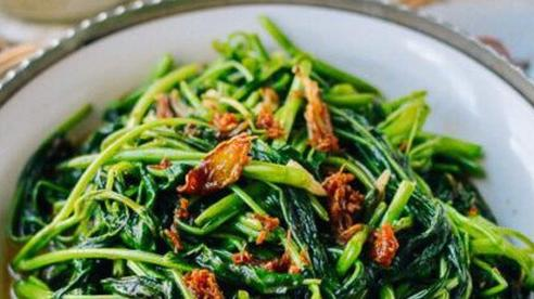 Một loại rau rất phổ biến ở Việt Nam có tên tiếng Anh cực kỳ 'hack não', đọc xong ai cũng tự hỏi liên quan chỗ nào?
