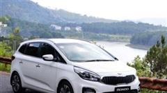 Giá xe ôtô hôm nay 10/6: Kia Rondo dao động từ 585-669 triệu đồng