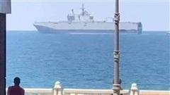 Ai Cập gửi tàu sân bay Mistral tới Libya tham chiến?