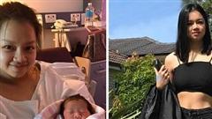 Mẹ Việt ở Úc giảm cân, eo 58cm sau 4 tháng sinh con