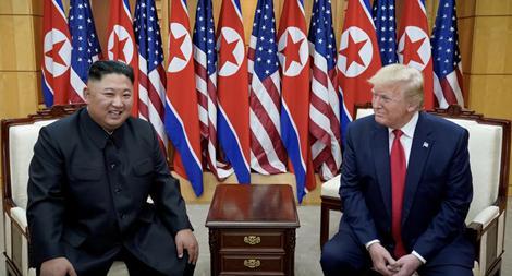 Triều Tiên cảnh báo Mỹ nếu can thiệp vào các vấn đề liên Triều