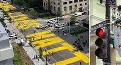 Đặt tên quảng trường phía trước Nhà Trắng