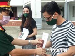345 công dân hoàn thành cách ly y tế tập trung tại Quảng Nam