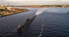 Nga biên chế siêu tàu ngầm hạt nhân Borei mới