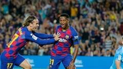 MU đánh quả lớn tóm 'thần đồng' 17 tuổi của Barca