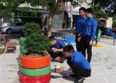 Triển khai 'Góc xanh thanh niên' bảo vệ môi trường