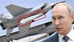 MiG-31K mang tên lửa Kinzhal: 'Đập tan' các mối đe dọa Nga từ mọi hướng chiến lược