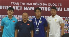 Bóng đá Việt Nam trở lại sau đại dịch làm người Thái 'sốt ruột'