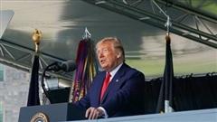 Tổng thống Trump: Nhiệm vụ của quân đội là bảo vệ 'lợi ích sống còn' của Mỹ
